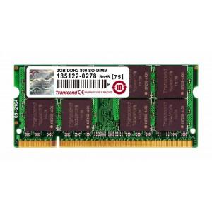 Transcend JM800QSU-2G 2GB DDR2 800 SO-DIMM