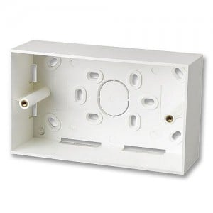 LINDY DOUBLE WALL BOX 147(W)X86(H)X47(D)MM (60524)