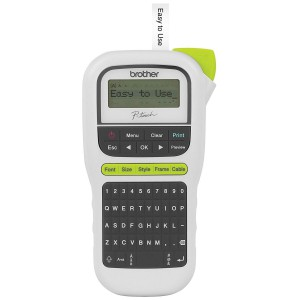 BROTHER P-TOUCH LABEL MACHINE 6-12MM