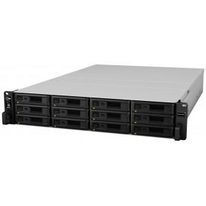 RS3617RPXS 12-BAY MAX 120TB, 8G, XEON 2.4, 2 X PSU