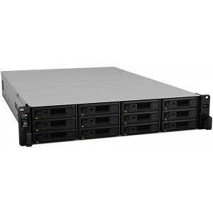 RS3618XS 12-BAY MAX 144TB, 8G, XEON 2.4G, NO HDD
