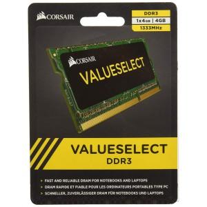 Corsair 4GB DDR3 SODIMM RAM