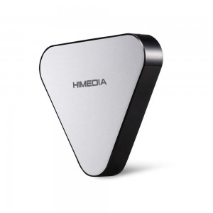 HIMEDIA H1, 4K ANDROID TV BOX,4CORE CPU
