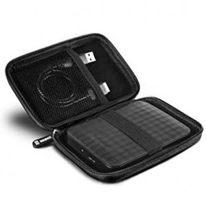 RUGGED EVA SSD CASE-BLACK