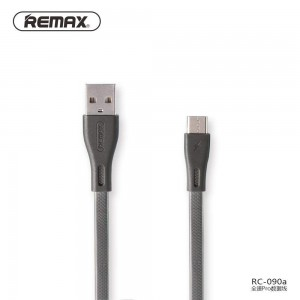 REMAX 1M USB2.0 AM TO MICRO B CABLE BLK (RC-090M)