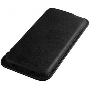 Promate 8161815185381 Rocha iPhone 5 Slim-line Pouch Leather Protective Case