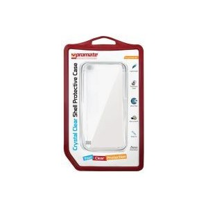Promate 6959144012643 Crystal-i6 Crystal Clear Shell Protective Case For iPhone 6