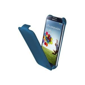 Promate 6959144000589 Alma-S4 Classy Leather Flip Cover  with Clasp Lock for Samsung Galaxy S4