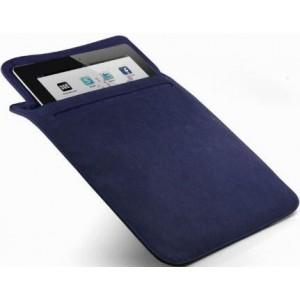 Promate 2161815981323 iSleeve.1 ipad Premium Protective Vertical Shamwa Leather Case With Extra Pocket