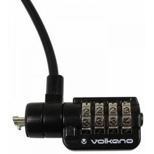 Volkano VK20022BK Secure Series Notebook Security Lock
