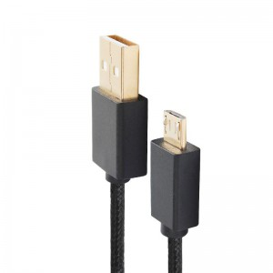 Sparkfox W60X200   X-Box One Chargsync Braided 4m Cable Black