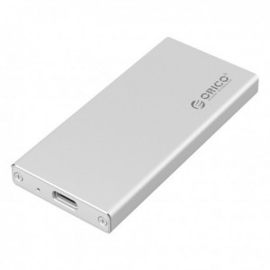 ORICO MSA-UC3-SV-PRO Aluminium mSATA to USB 3.0  Enclosure