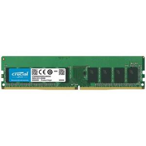 Crucial CT16G4WFD8266 16GB DDR4 2666MHz Dual Rank ECC Unbuffered Dimm