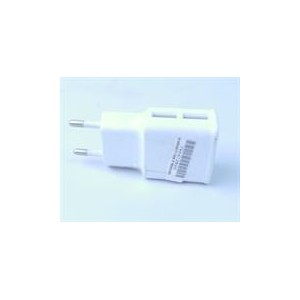Geeko DUHOME-ADP USB Wall Charger with Two USB Ports