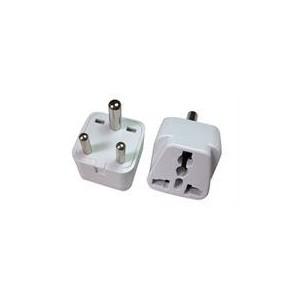 Geeko AD9908 International 3 Pin Power Adapter