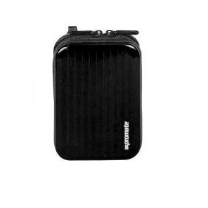 Promate 2161815223140 Volcan-Aluminium Finish Camera Case with Inner Bubble Pad Protector
