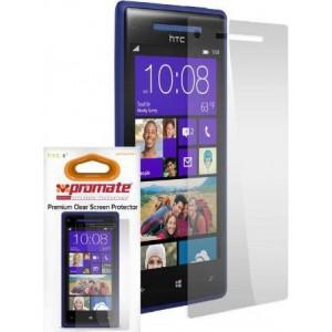 Promate 2161815175883 Proshield.H8X-C HTC 8X Premium Clear Screen Protector