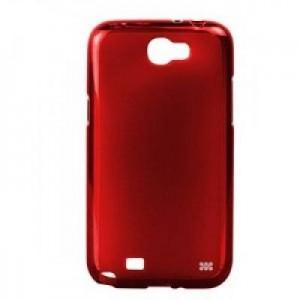 Promate 4161815149127R Nitro.Red Flexi-Grip Case for Samsung Galaxy Note 2