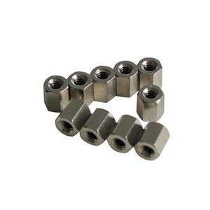 Lindy 62050 Double Nuts For Connectors - 10 Pack