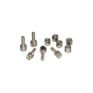 Lindy 66026 Posts - Nuts for VGA Face Plate-10 Pack