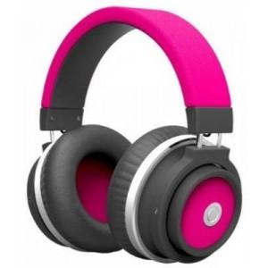 Polaroid PBH6002 Premuim Pink Bluetooth Headphones