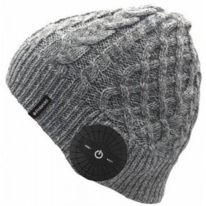 Polaroid PBBW627GR Bounce Ladies Grey Bluetooth Beanie