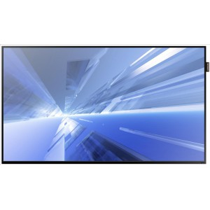"Samsung 40"" D-LED, 24hr, MagicInfo S, Resolution: 1920 x 1080, Brightness"