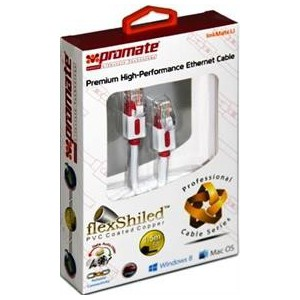 Promate 6161815121121 linkMate.L1 Premium High-Performance Ethernet Cable