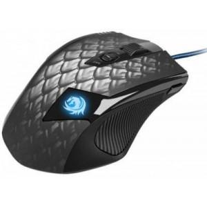 Sharkoon 4044951013579 Drakonia Black Gaming Laser Mouse
