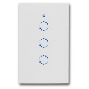 SONOFF T1 US Wifi RF Smart Light Switch (REQUIRES A NEUTRAL) - 3 Gang