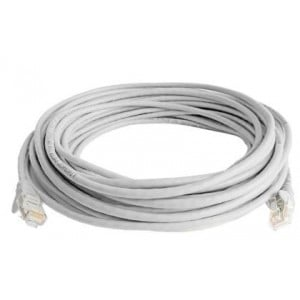 Linkbasic FLY-10  UTP Cat5e Patch Cable Grey - 10M