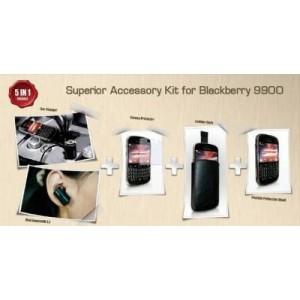 Promate 2161815168199 Propack.9900 Blackberry 9900 Kit