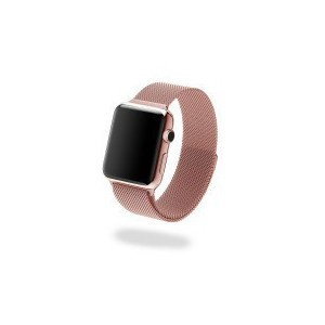 Jivo JI-2071 Milanese Strap for Apple Watch - 42mm (Rose Gold)