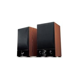 Genius 317-31022100 HF1250B Stereo 2.0 Channel Speaker System