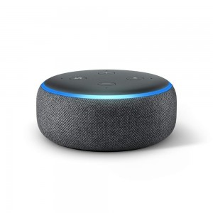 Amazon All-New Echo Dot (3rd Generation) - Charcoal