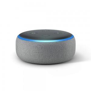 Amazon All-New Echo Dot (3rd Generation) - Charcoal