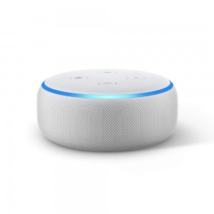 Amazon All-New Echo Dot (3rd Generation) - Sandstone