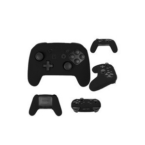 Orzly 2NSWPROCONTFLXBLK FlexiCase for Nintendo Switch Pro Controller - Black