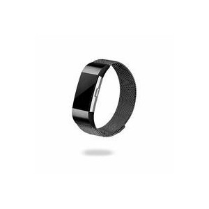 Jivo JI-2068 Milanses Strap for the Fitbit Charge/Charge 2 - Black