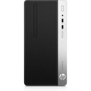HP 4CZ34EA ProDesk 400 G5 Core i3 Microtower Desktop PC