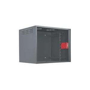 """Intellinet 714440 19"""" Secure Wallmount Cabinet"""