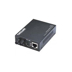 Intellinet 507349 Gigabit Ethernet Single Mode Media Converter