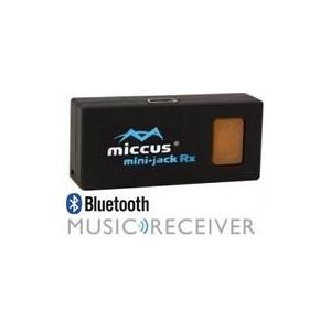 Miccus BBMR-02 Mini-jack RX Bluetooth Receiver