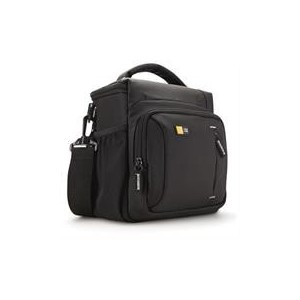 Case Logic TBC409K DSLR Shoulder Bag for DSLR System and Three Small Lenses