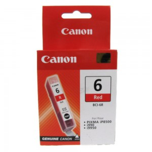 Canon PhotoRed BCI-6R Canon Ink