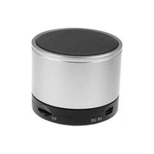 Geeko BS-S10GR Mini Rechargeable Bluetooth Version V2.1  Speaker with Microphone