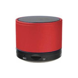 Geeko BS-10R Mini Rechargeable Bluetooth Version V2.1 Speaker with Microphone