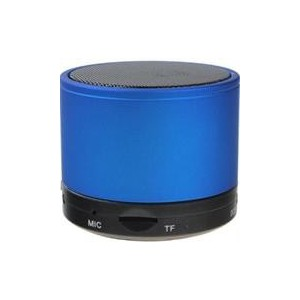 Geeko BS-S10RB Mini Rechargeable Bluetooth Version V2.1 Speaker with Microphone
