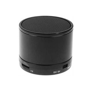 Geeko BS-S10B Mini Rechargeable Bluetooth Version V2.1 Speaker with Microphone