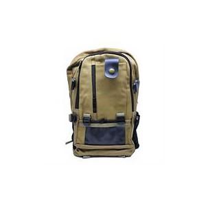 Macaroni KLB112860BR Versitas Lightweight Canvas Multipurpose Backpack